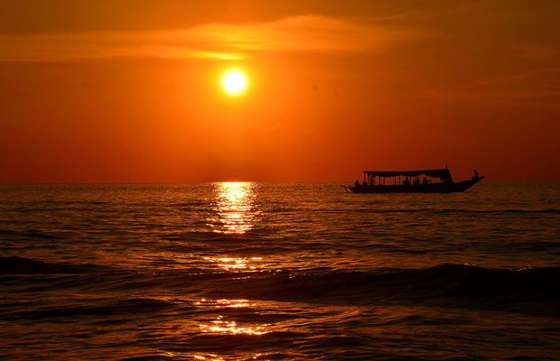 Siem Reap Sunset Boat Rides