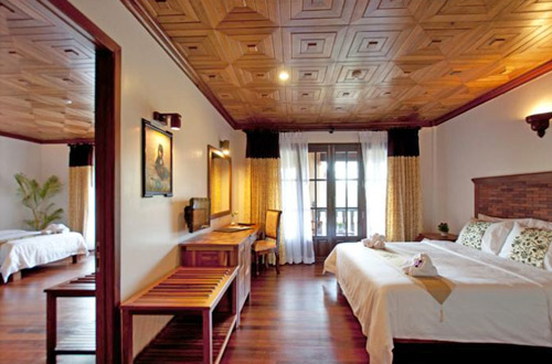 Angkor Sayana Hotel & Spa Double Suite