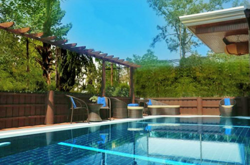Angkor Sayana Hotel & Spa Swimming Pool