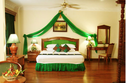 Apsara Angkor Resort & Conference Deluxe Double room