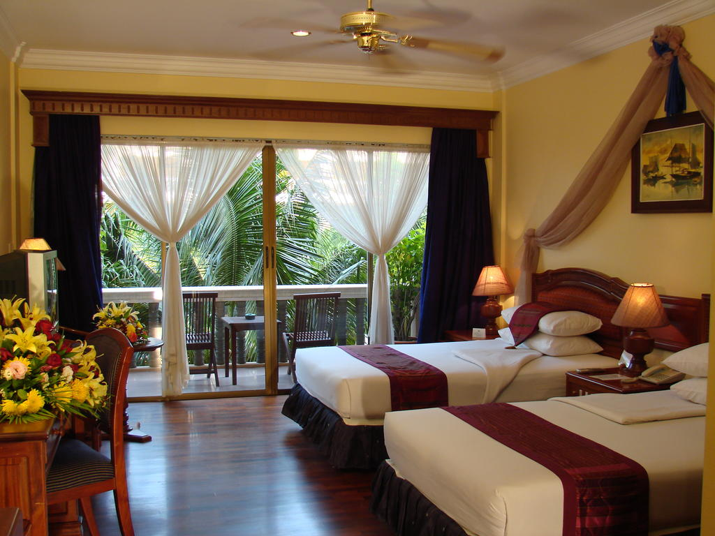 Apsara Angkor Resort & Conference Deluxe Room