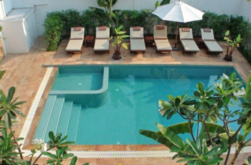 Apsara Centrepole Hotel Swimming Pool