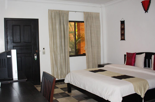 Central Boutique Angkor Hotel Single Room