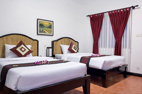 Dyna Boutique Hotel Deluxe Twin Room