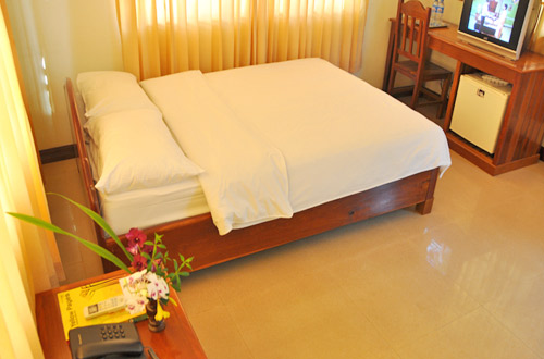 Golden Apsara Hotel Single Room 1