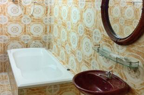 Golden World Guesthouse - Bathroom1