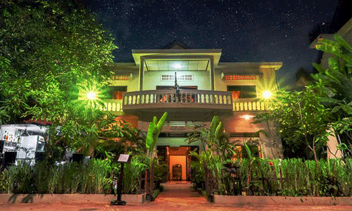 Horizons Cambodia Hotel Front View