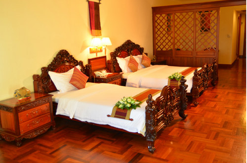 Khemara Angkor Hotel & Spa Deluxe Double Room