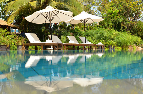 Khemara Angkor Hotel & Spa Swimming Pool