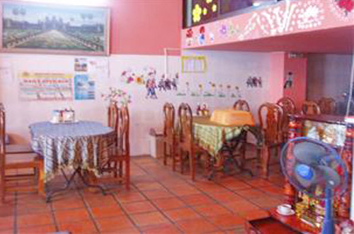 King Guesthouse - Restaurant