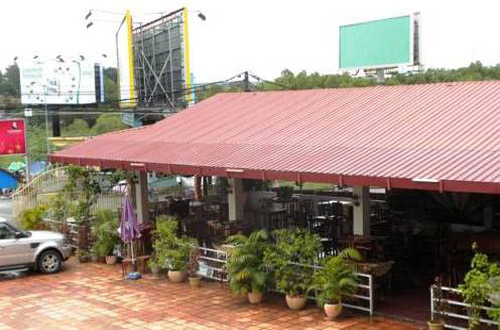 Koh Pos Guesthouse - Restaurant