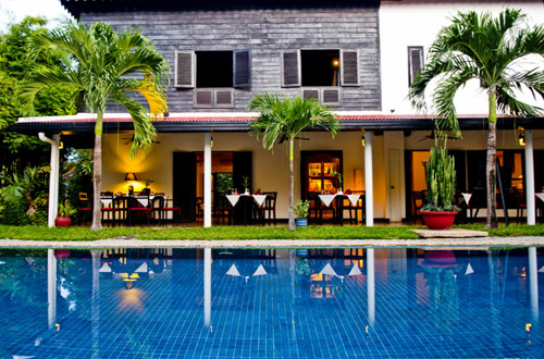 La Maison D Angkor Hotel Swimming Pool