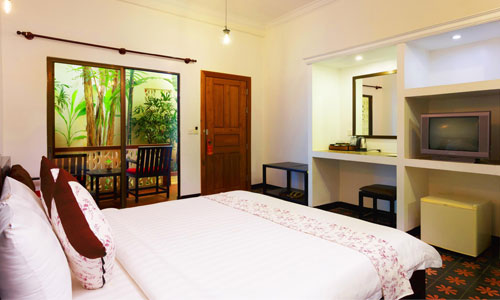 La Niche D Angkor Boutique Single Room