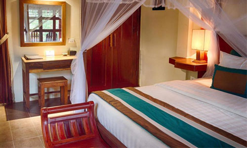 Le Flamboyant Resort Single Room
