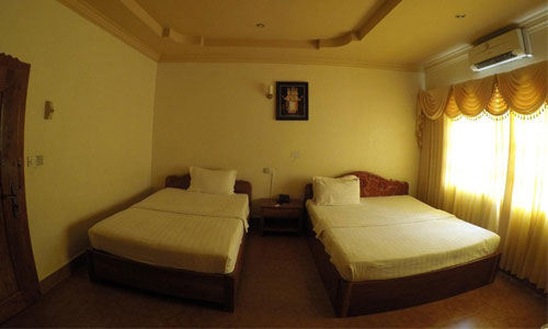 Lux Guesthouse - Room
