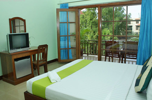 Mekong Boutique Hotel Single Room 2