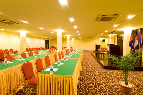 Mittapheap Hotel Conference Room