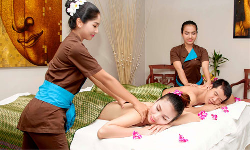 Moha Mohori by Sokha Hotels & Resorts - Kiosk Massage