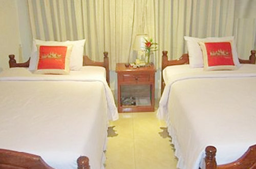 Monica Angkor Hotel Double Twin