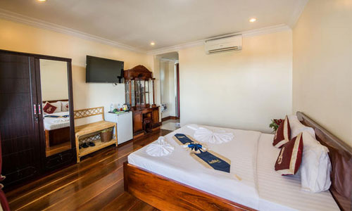 Phka Villa Hotel Single Room