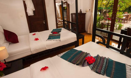 Phka Villa Hotel Twin Room
