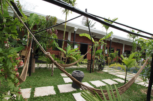 Pitit Villa Boutique & Spa Jasmine Flower Garden