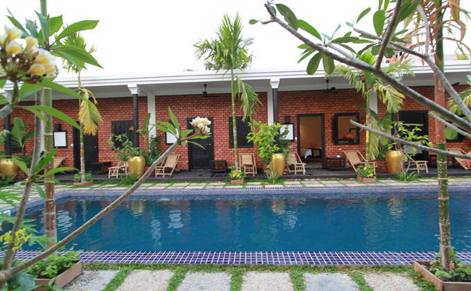 Pitit Villa Boutique & Spa Pool View