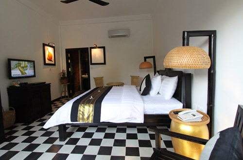 Pitit Villa Boutique & Spa Suite Room