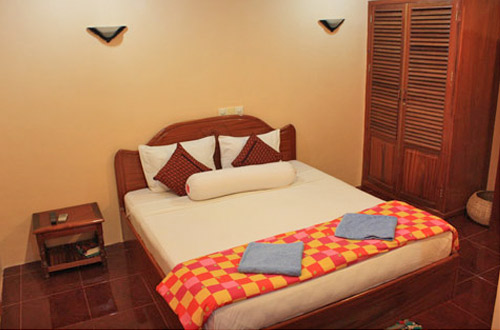 Ponloue Angkor Guesthouse Single Room