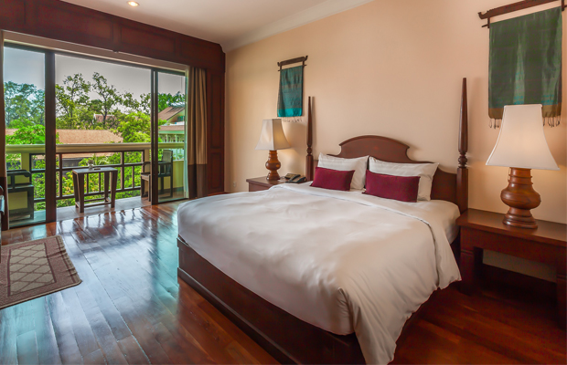 Prince D Angkor Hotel & Spa Deluxe Suite Room