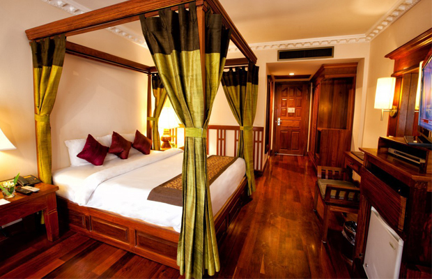 Prince D Angkor Hotel & Spa Suite Room