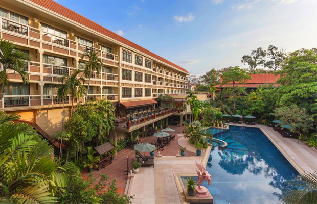 Prince D Angkor Hotel & Spa Swimming Pool