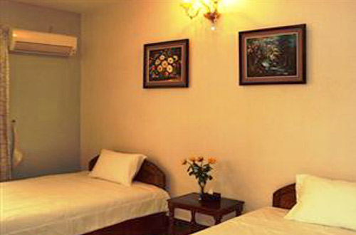 Sea Star Guesthouse  - Twin Room AC