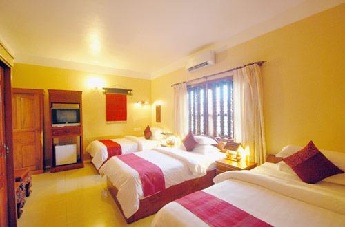 Shining Angkor Family Suite Room