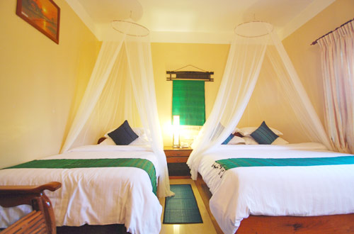 Shining Angkor Superior Twin Room