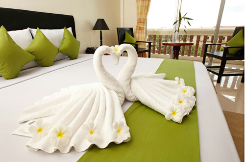 Siem Reap Evergreen Hotel Double Suite Room