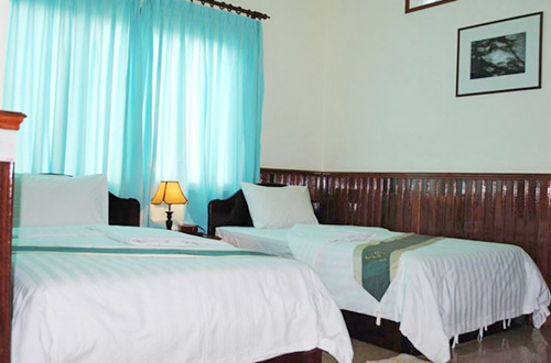 Siem Reap Garden Inn Twin Room