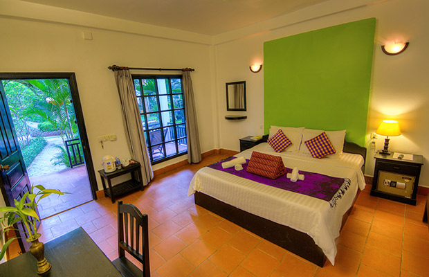 Sonalong Boutique Village and Resort Single Room