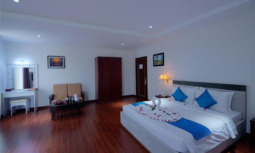 Starry Angkor Hotel Single Room
