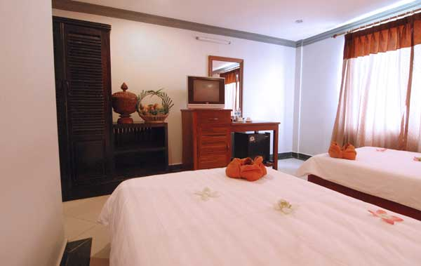 Tan Kang Angkor Hotel Family Room