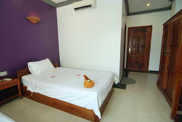 Tan Kang Angkor Hotel Single Room