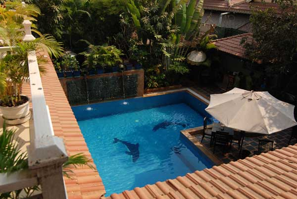 Tan Kang Angkor Hotel Swimming Pool