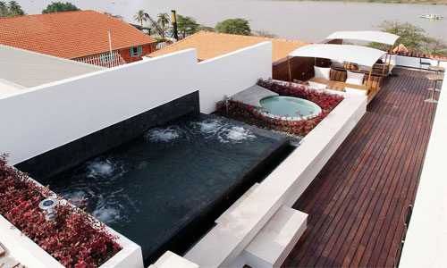 The Quay Boutique Hotel - Swimming Pool