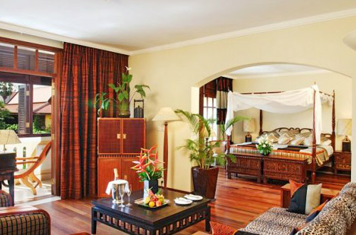 Victoria Angkor Resort & Spa Suite-Africa Lodge