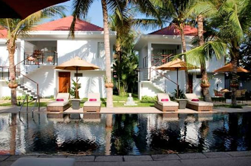 Villa Kiara Boutique Swimming Pool
