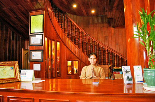 welcome to Shining Angkor Boutique Hotel