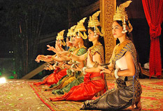 Khmer Traditional Apsara Dance Show