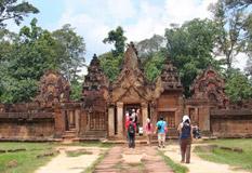 Siem Reap Banteay Srei Temple