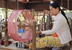 Khmer Angkor Silk Farm