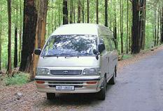 Excellent Mini Van (8 Seats)